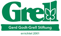 Gerd Godt – Grell Stiftung Logo